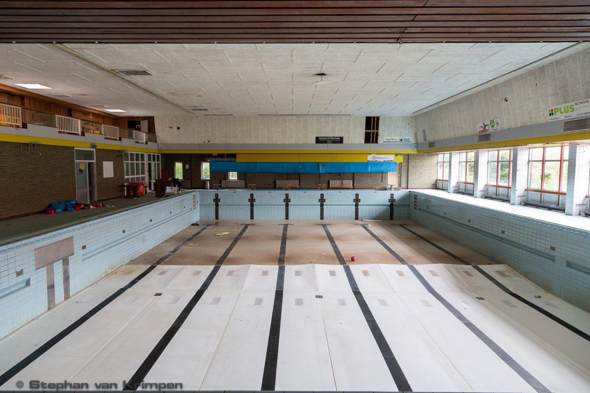Sloop zwembad Brandenburg